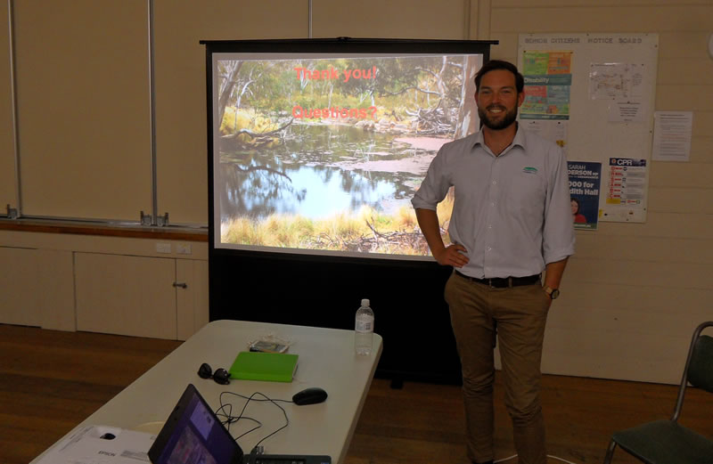 Moorabool River Environmental Flows Meeting 2017